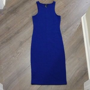 NWOT Forever 21 midi dress size small